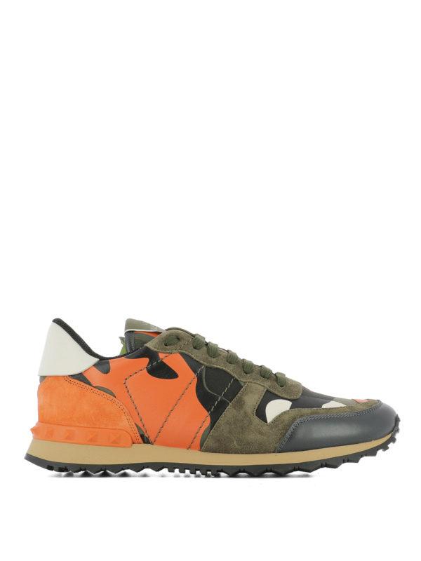 Valentino Garavani: Sneaker - Sneaker - Bunt