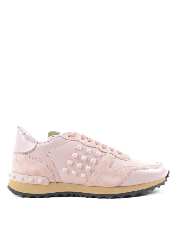 Chaussures Sneakers Rockrunner De Garavani Valentino Sport oCdxBe