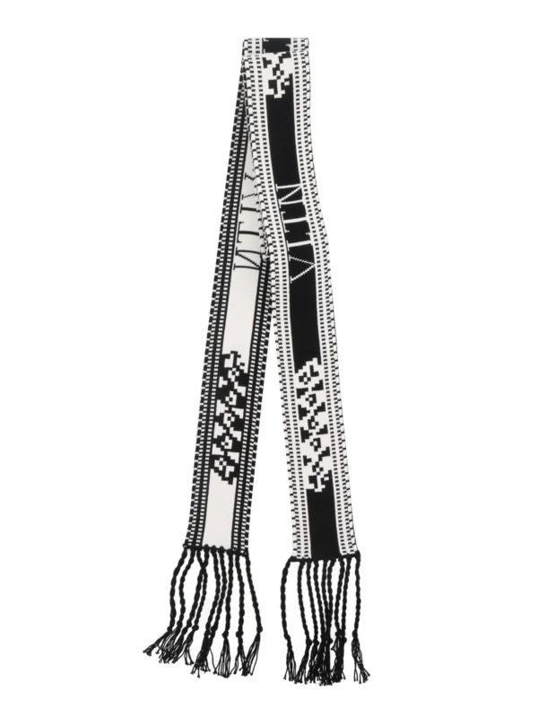 VALENTINO: Bufandas y pañuelos online - Bufanda - Negro