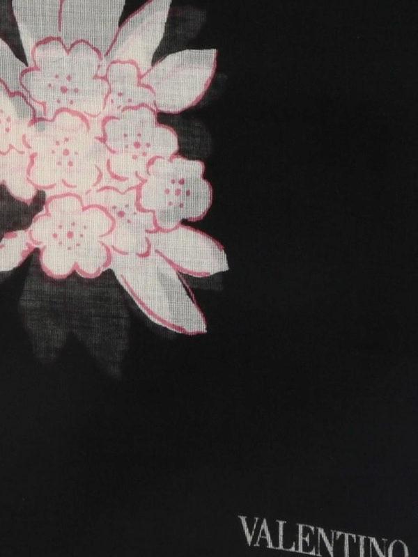 VALENTINO: Bufandas y pañuelos online - Bufanda - Estampado