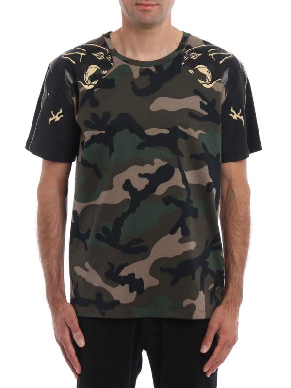 VALENTINO: T-shirts online - T-Shirt - Bunt