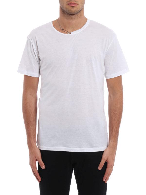 VALENTINO: T-shirts online - T-Shirt - Einfarbig