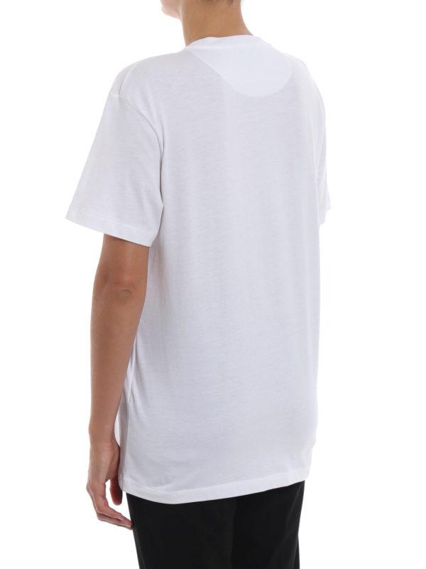 T-Shirt - Over shop online: VALENTINO