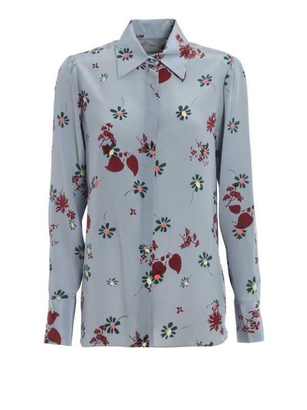 VALENTINO: Hemden - Hemd - Bunt