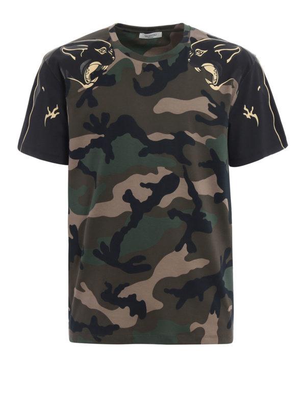 VALENTINO: T-shirts - T-Shirt - Bunt