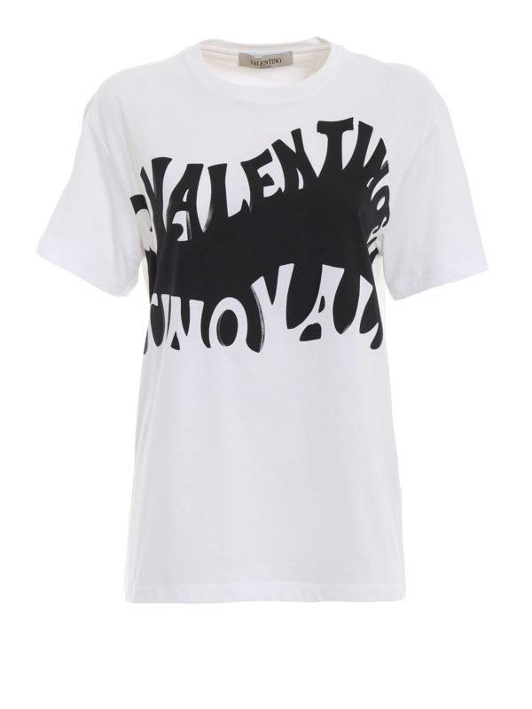 VALENTINO: T-shirts - T-Shirt - Over