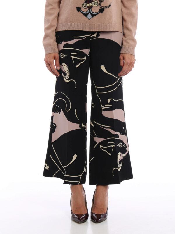 Valentino: Maßgeschneiderte und Formale Hosen online - Formale Hose - Bunt