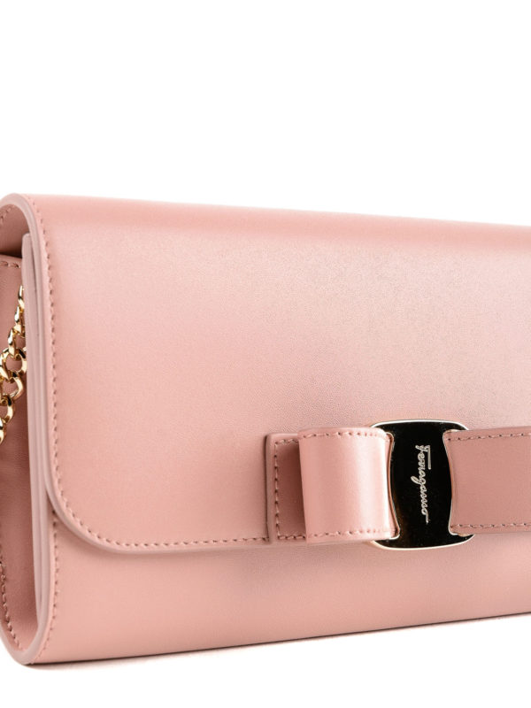 Clutch - Pink shop online: SALVATORE FERRAGAMO