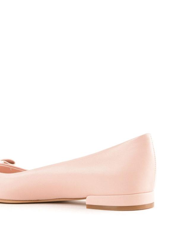 Ballerinas - Hellrosa shop online: SALVATORE FERRAGAMO