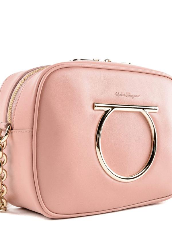 Umhängetasche - Pink shop online: SALVATORE FERRAGAMO