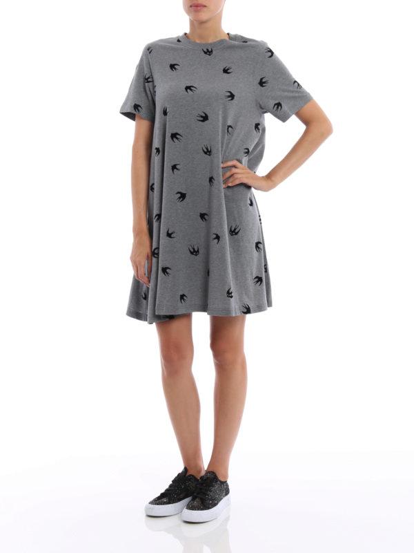 Kurzes Kleid - Grau shop online: MCQ
