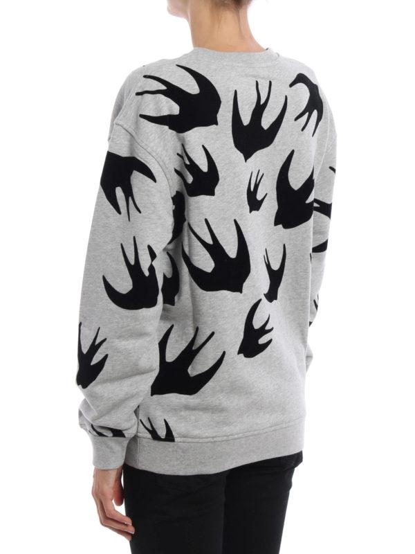 Sweatshirt - Grau shop online: Mcq