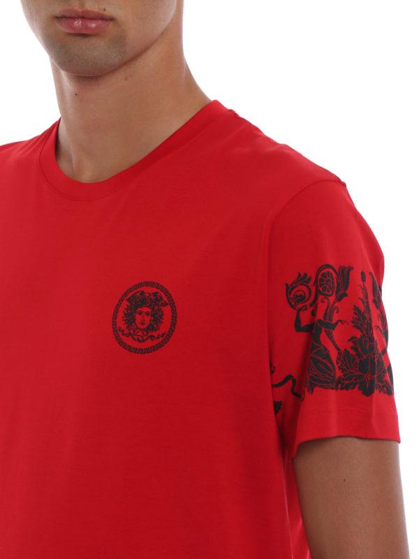 VERSACE buy online T-Shirt - Rot