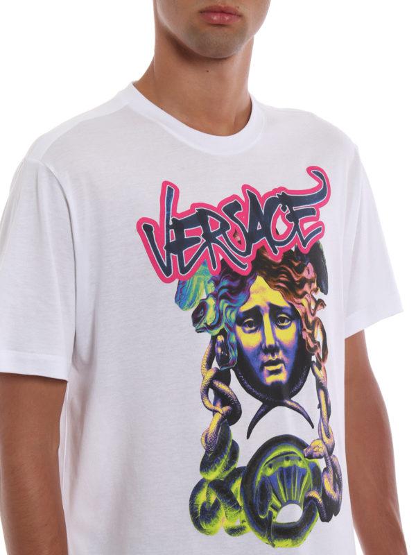 VERSACE buy online T-Shirt - Weiß