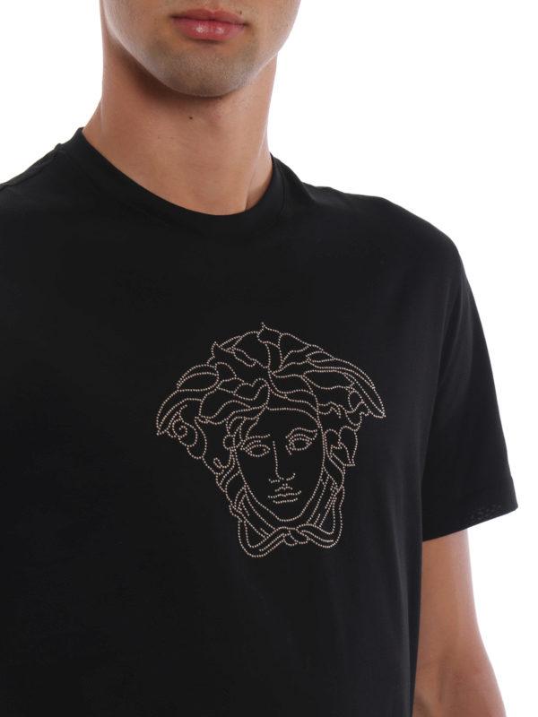 VERSACE buy online T-Shirt - Schwarz