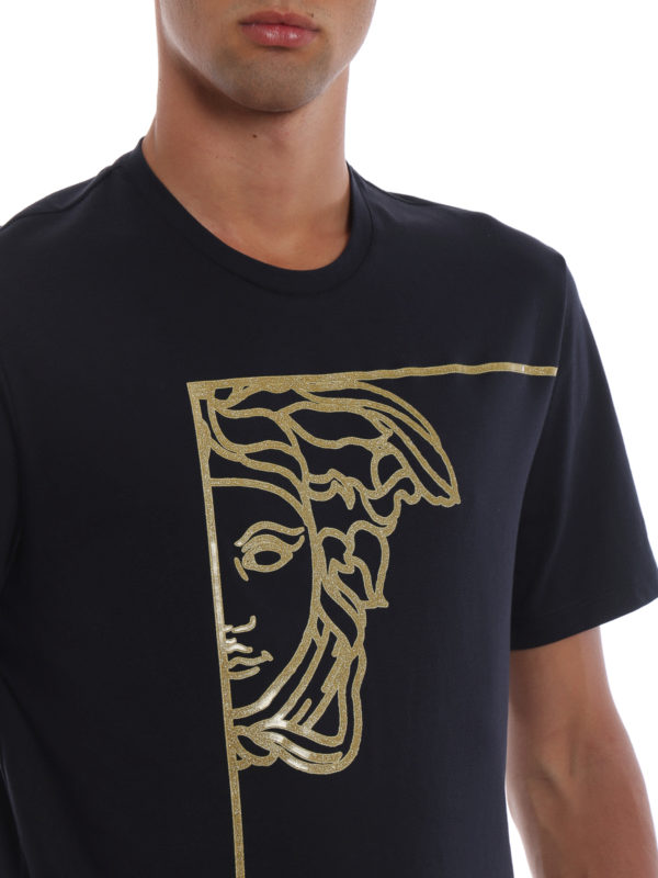 VERSACE COLLECTION buy online T-Shirt - Dunkelblau