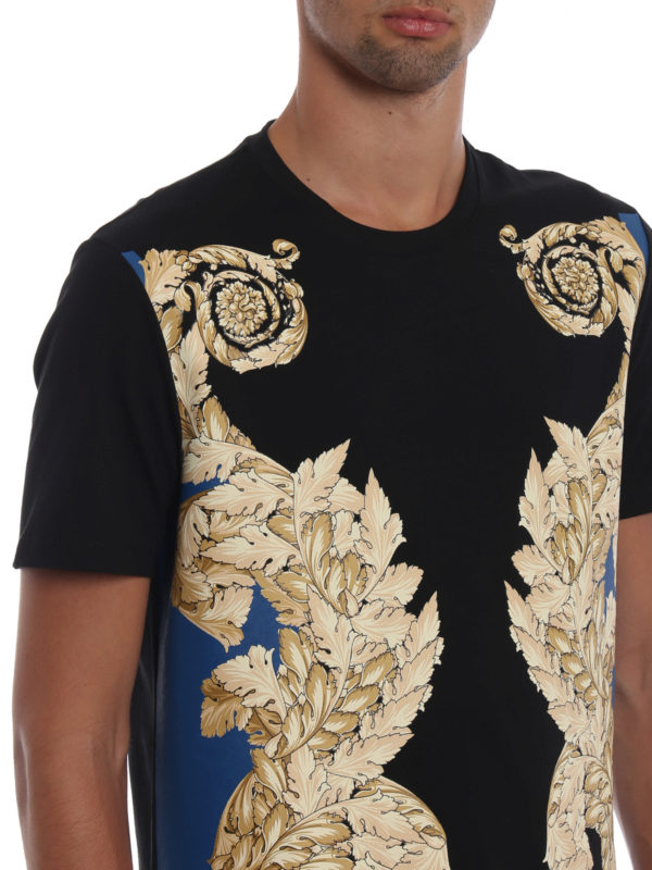 VERSACE COLLECTION buy online T-Shirt - Gold