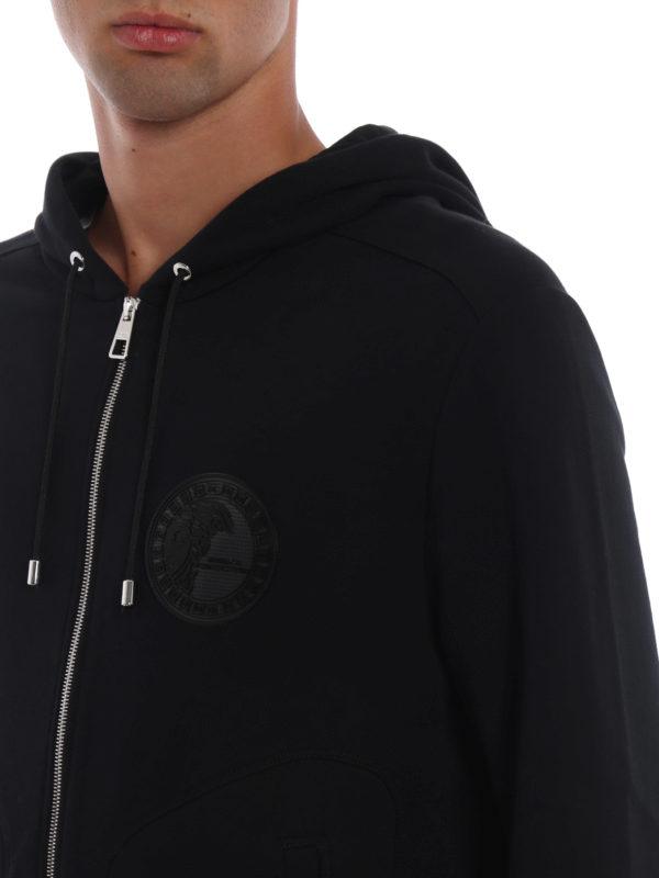 VERSACE COLLECTION buy online Sweatshirt - Schwarz