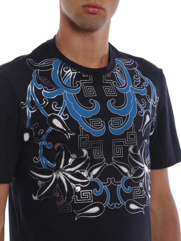 VERSACE COLLECTION buy online T-Shirt - Dunkelblau