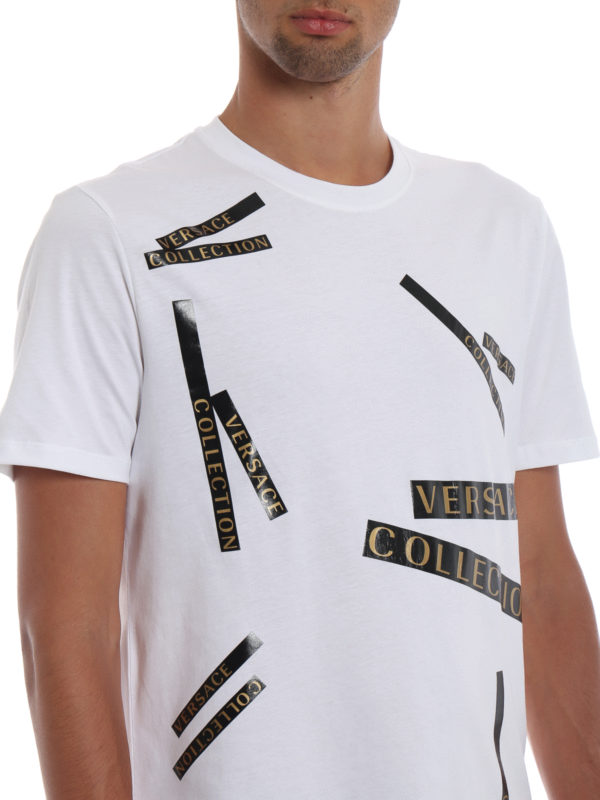 VERSACE COLLECTION buy online T-Shirt - Weiß