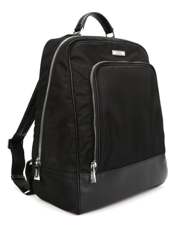 VERSACE COLLECTION: Rucksäcke online - Rucksack aus technischem Stoff