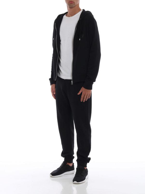VERSACE COLLECTION: Sweatshirts und Pullover online - Sweatshirt - Schwarz
