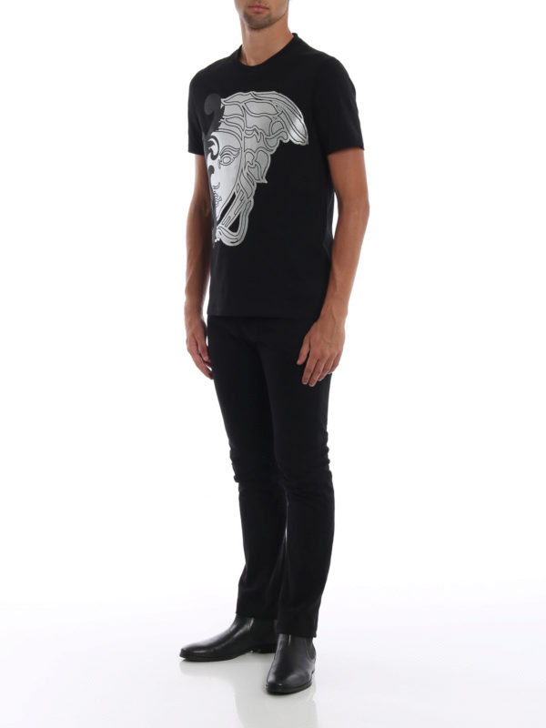VERSACE COLLECTION: T-shirts online - T-Shirt - Schwarz