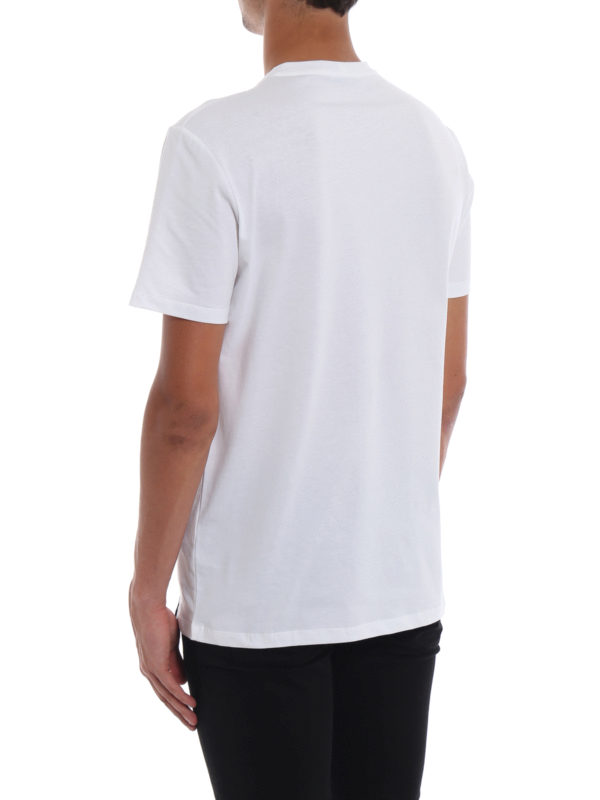 T-Shirt - Weiß shop online: VERSACE COLLECTION