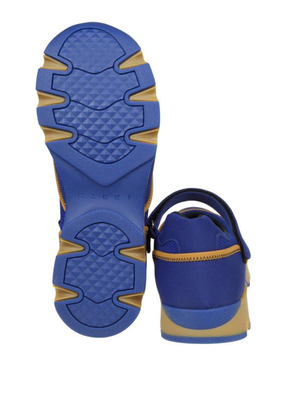 Sneaker - Blau shop online: Marni