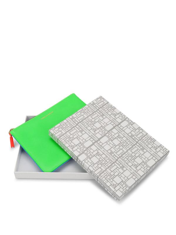 wallets & purses shop online. Super Fluo pouch