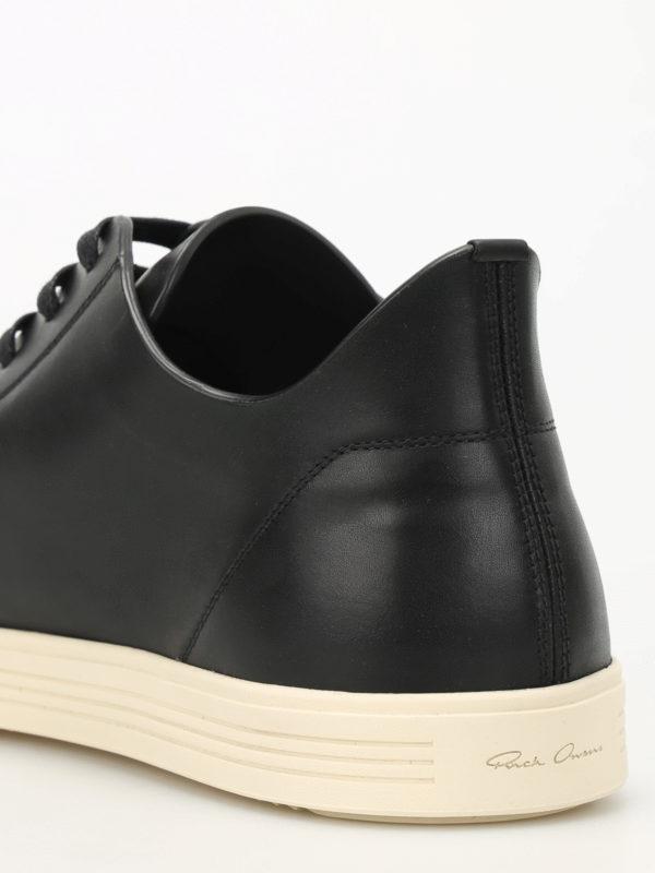 Sneaker - Schwarz shop online: Rick Owens
