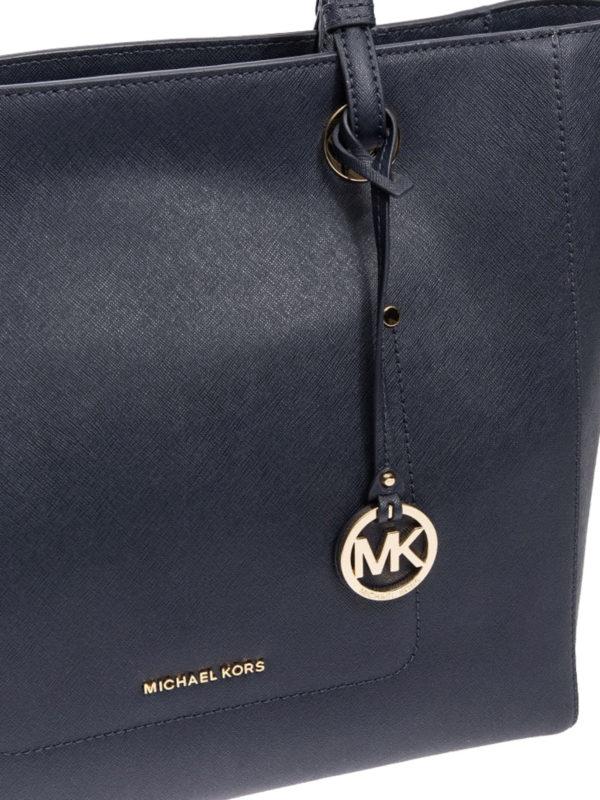 Shopper - Dunkelblau shop online: MICHAEL KORS