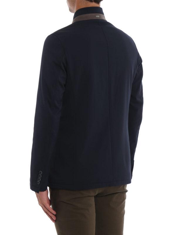 Daunenjacke - Blau shop online: HERNO