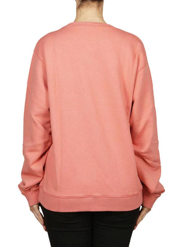 Sweatshirt - Pink shop online: J.W. ANDERSON