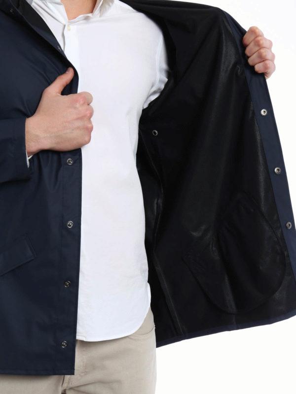 Waterproof Four Pocket Jacket