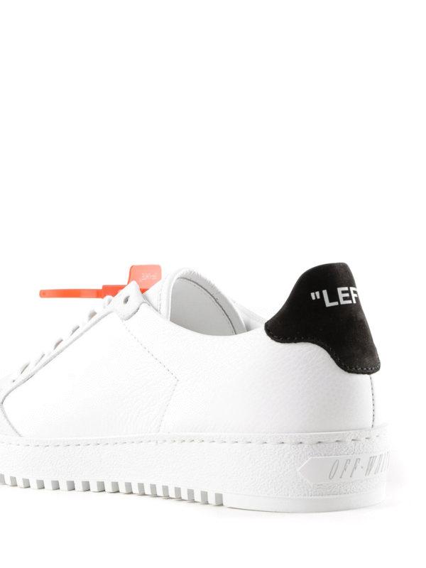 Sneaker - Weiß shop online: OFF-WHITE