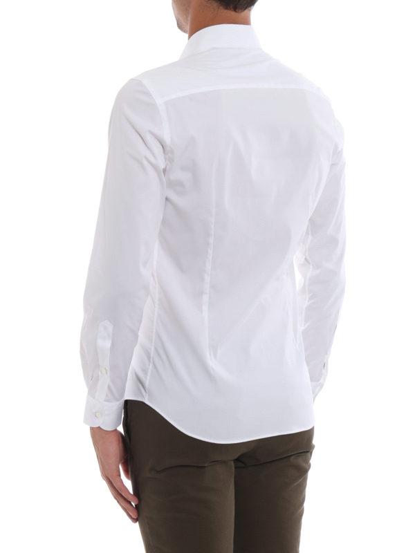Hemd - Weiß shop online: FAY