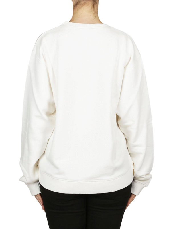 Sweatshirt - Weiß shop online: J.W. ANDERSON