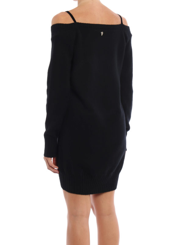 Kurzes Kleid - Einfarbig shop online: DONDUP