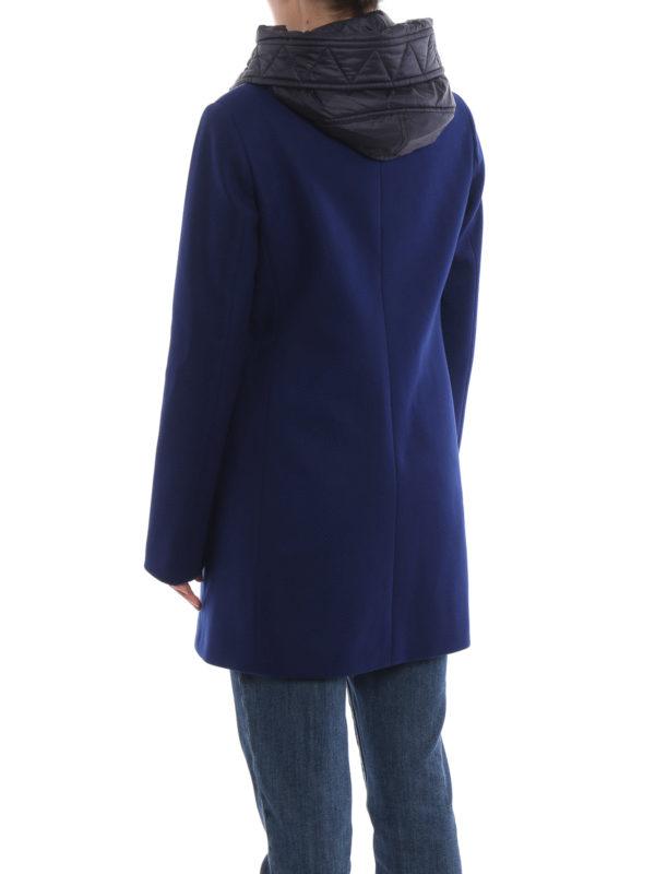 Kurzer Mantel - Blau shop online: FAY