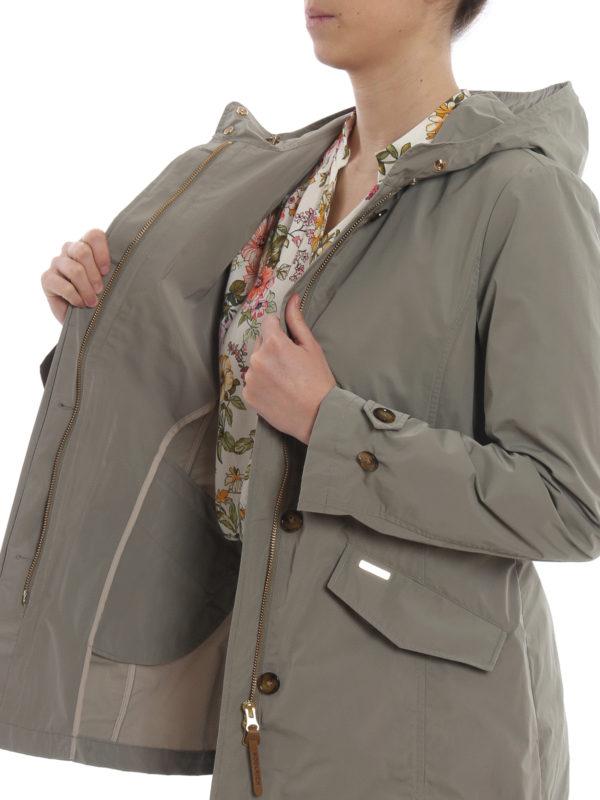 new products 2f478 4da72 Woolrich - Short Summer Parka - parkas - WWCPS2733UT05736276 ...