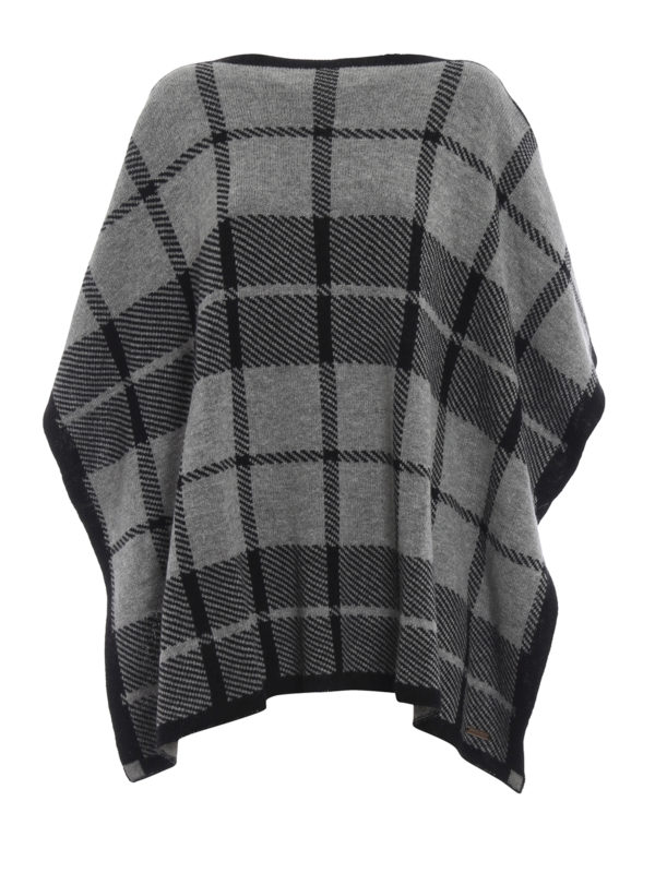 WOOLRICH: Capes & Ponchos - Cape - Gemustert