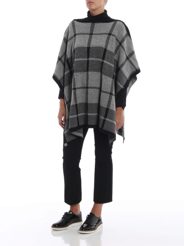 WOOLRICH: Capes & Ponchos online - Cape - Gemustert