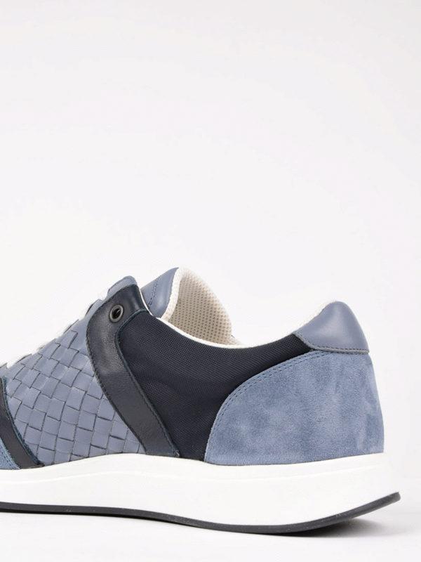 Sneaker - Blau shop online: BOTTEGA VENETA