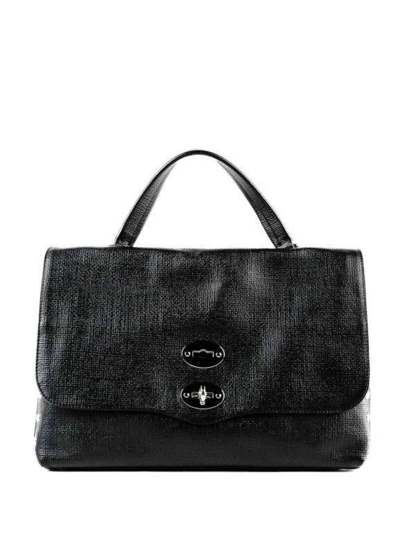 ZANELLATO: Handtaschen - Shopper - Schwarz