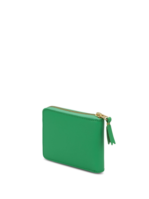 Zip around wallet shop online: Comme Des Garcons