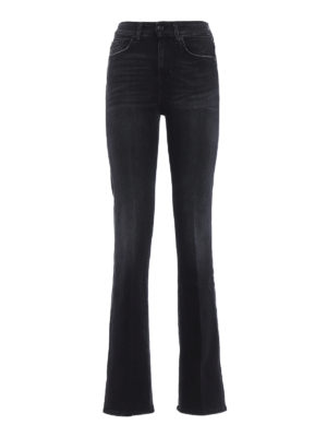 7 FOR ALL MANKIND: jeans bootcut - Jeans slim Lisha Illusion Rock