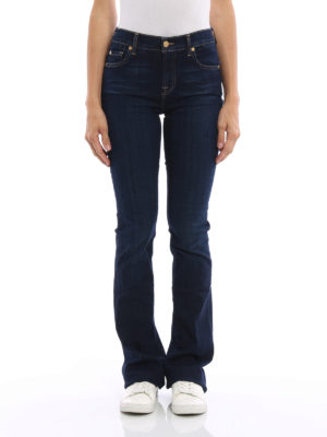 7 For All Mankind: bootcut jeans online - The classic boot denim jeans