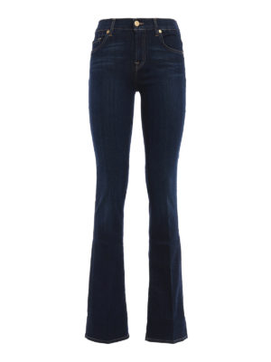 7 For All Mankind: bootcut jeans - The classic boot denim jeans