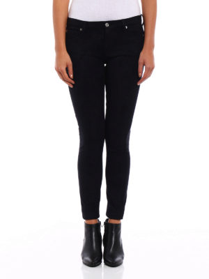 7 For All Mankind: leather trousers online - The skinny leather like pants